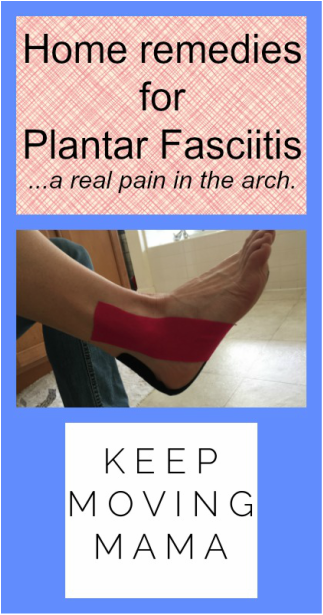 Home rememdies for plantar fasciitis
